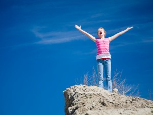 "Teaching Kids ""The Power of Positive"" Part 4"